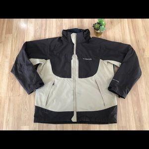 COLUMBIA TITANIUM Interchange Omni-Tech Jacket